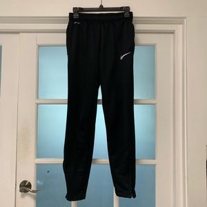 ⭐️NIKE black dri fit sports pants men's SM